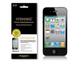 Защитная пленка SGP Steinheil матовая для iPhone 4