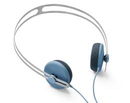 Наушники с микрофоном AIAIAI Tracks синие
