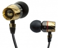Наушники Monster Turbine Pro Gold Audiophile In-Ea...