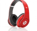 Наушники Monster Beats by Dr. Dre Studio HD Red