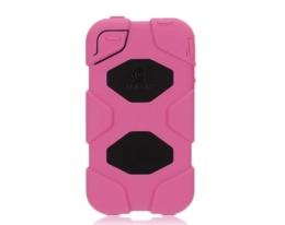 Чехол Griffin Survivor Pink/Black для iPhone 4 / 4S