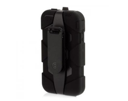 Чехол Griffin Survivor Black для iPhone 4 / 4S
