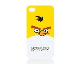Кейс Angry Birds Bird Yellow для iPhone 4 / 4S
