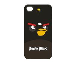 Кейс Angry Birds Bomber Black для iPhone 4 / 4S