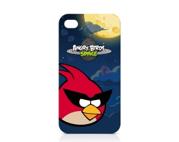 Кейс Angry Birds Space Bird Red для iPhone 4 / 4S