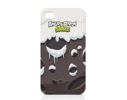 Кейс Angry Birds Space Planet Snow для iPhone 4 / 4S