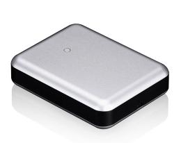 Дополнительный аккумулятор Just Mobile Gum Max серебристый 10400 mAh для iPad / iPhone / iPod