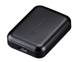 Дополнительный аккумулятор Just Mobile Gum Plus черный 5200 mAh для iPad / iPhone / iPod