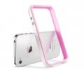 Бампер SGP Neo Hybrid 2S Pastel Alpine розовый для...