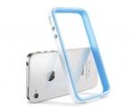 Бампер SGP Neo Hybrid 2S Pastel Alpine голубой для iPhone 4 ...