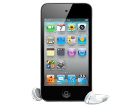 Apple iPod touch 4G 32GB black