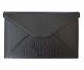 Чехол Dublon Envelope black croco - MacBook Air 13...