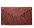 Чехол Dublon Envelope dark brown - MacBook Air 13&...