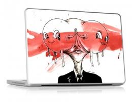 Декоративная пленка GelaSkins Holy Matrimony - MacBook Pro 13