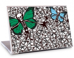 Декоративная пленка GelaSkins The Death Fairy - MacBook Pro 13