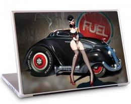 Декоративная пленка GelaSkins Fuel - MacBook Pro 15