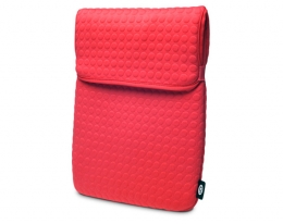 Чехол LaCIe Coat 17 red - MacBook Pro 17