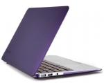 """Кейс Speck SeeThru Satin Aubergine - MacBook Air 11"""""""