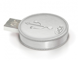 USB флешка Lacie CurrenKey Flash USB Key 8GB