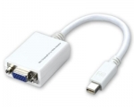 Адаптер Moshi Mini DisplayPort to VGA Adapter Silver