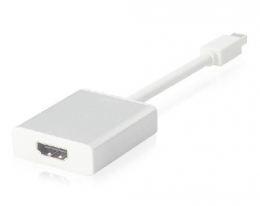Адаптер Moshi Mini Displayport to HDMI Adapter (with audio) silver