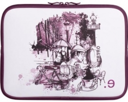 Чехол Beez LA robe I Lov' Paris Sweet Kiss - Macbook Air 11