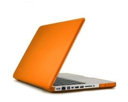 Кейс Speck SeeThru Satin Clementine - MacBook Pro 13
