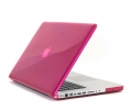 "Кейс Speck SeeThru Raspberry - MacBook Pro 13""..."