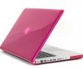 "Кейс Speck SeeThru Raspberry - MacBook Pro 15"""