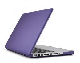 Кейс Speck SeeThru Satin Aubergine - Macbook Pro 15