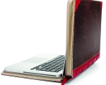 Чехол Twelvesouth Leather Case BookBook Red - MacBook Pro 13...