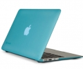 Кейс Speck SeeThru Satin Peacock Blue - MacBook Ai...