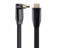 Кабель Belkin Flat HDMI Ethernet 90 angle