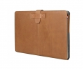 Кожаный чехол Decoded Leather Slim Cover Brown - M...