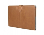 Кожаный чехол Decoded Leather Slim Cover Brown - MacBook Pro...