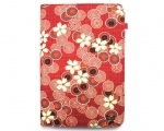 Обложка JAVOedge Cover for Nook WiFi Cherry Blossom (Red)
