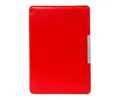 Чехол Leather Case Red - Amazon Kindle Paperwhite