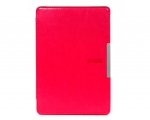Чехол Leather Case Pink - Amazon Kindle Paperwhite