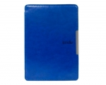 Чехол Leather Case Blue - Amazon Kindle Paperwhite