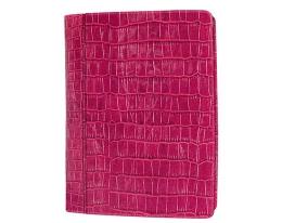 Чехол Piel Frama Magnetic Croco pink - iPad 3 / iPad 4