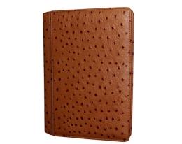Чехол Piel Frama Ostrich Magnetic tan - iPad 3 / iPad 4