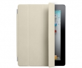 Чехол Apple Smart Cover Leather Cream - iPad 3 / i...