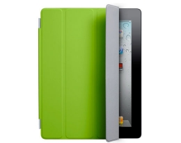 Чехол Apple Smart Cover Polyurethane Green - iPad 3 / iPad 4