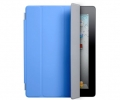 Чехол Apple Smart Cover Polyurethane Blue - iPad 3...