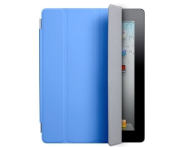 Чехол Apple Smart Cover Polyurethane Blue - iPad 3 / iPad 4