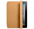 Чехол Apple Smart Cover Leather Tan - iPad 3 / iPa...