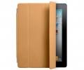 Чехол Apple Smart Cover Leather Tan - iPad 3 / iPa...