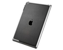 Декоративная пленка SGP Skin Guard black - iPad 3 / iPad 4