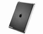 Декоративная пленка SGP Skin Guard Carbon Black - iPad 3 / i...