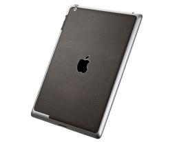 Декоративная пленка SGP Skin Guard Brown - iPad 3 / iPad 4